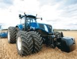 Ванто Трейд Ауто представя обновения дизайн на тракторите New Holland серия T8