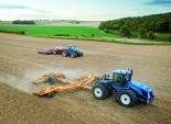 Тракторите Т8 и Т9 - новата концепция в едрото земеделие.
