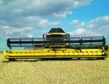 Ню Холанд предлага олекотен 12.5 метров алуминиев хедер