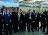 CNH-KAMAZ приветства руска правителствена делегация в завода си в Набережние Челни