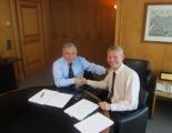 CNH обяви стратегическо партньорство с Orkel AS