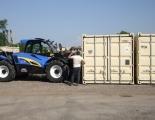 CNH в помощ при спасителните операции след земетресенията в Италия