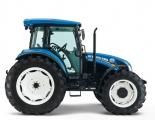 Новата серия TD5 предлага стабилно представяне в комбинация с комфорт и богато оборудване