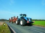 New Holland T9 печели престижната награда  за прогрес в дизеловите технологии.