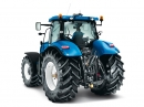 Трактор NEW HOLLAND, модел Т7.200