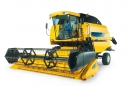 Зърнокомбайн NEW HOLLAND, модел TC5080