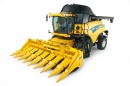 Роторен зърнокомбайн NEW HOLLAND, модел СR9070