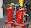 Автоматична брадва ZANON, модел SLE-8