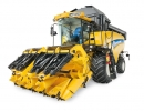 Роторен зърнокомбайн NEW HOLLAND, модел CR8080