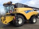 Употребяван зърнокомбайн New Holland, модел CR9070 Elevation