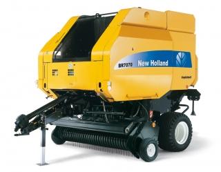 Сламопреса NEW HOLLAND, модели BR7060 и BR7070