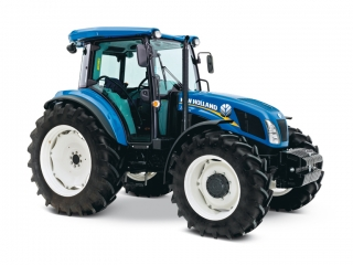 Трактор NEW HOLLAND, модел TD5.115