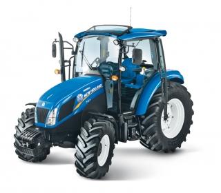 Трактор NEW HOLLAND, модел Т4.75 Powerstar