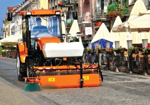 Our new partner PRONAR - specialist in the production of municipal equipment