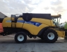 Употребяван зърнокомбайн New Holland, модел СХ8090