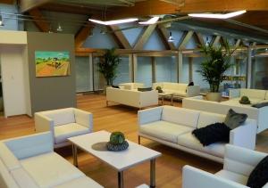 Бъдещето на зърноприбирането в клиентския център в Зеделгем, Белгия
