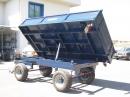 Двуосно ремарке BICCHI, модел 2B 50